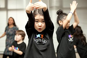 Lights Up Musical Theatre Schools - Starlight