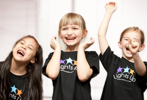 Lights Up Musical Theatre Schools - Summer and Spring Camps