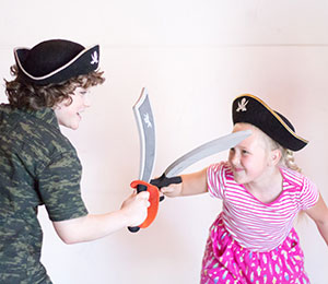 kids birthday parties pirates