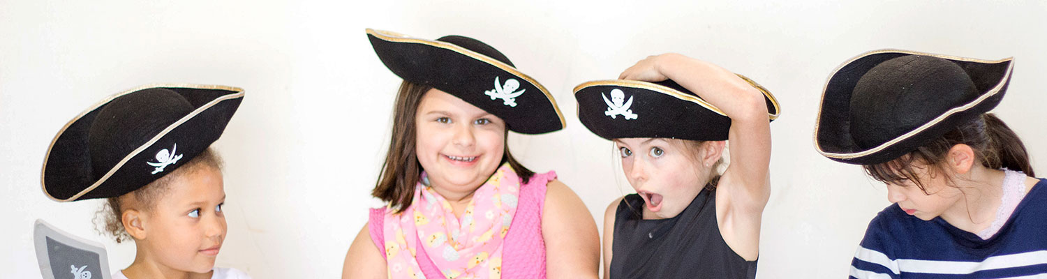 Kids Birthday Parties - Pirate Party Theme